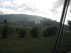 Nuclear Power Plant at Itamonte, Brazil