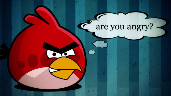 Angry Birds - Are You Angry?