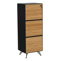 Novara Executive Filing Cabinet