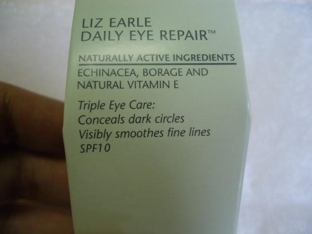 Liz Earle Daily Eye Repair Review