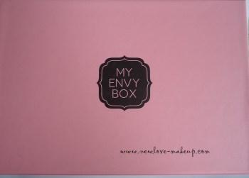 May My Envy Box Review