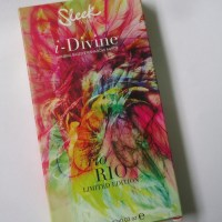 Sleek MakeUP i-Divine Rio Rio Palette Review, Swatches