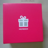 MemeBox International Giveaway- 3 winners