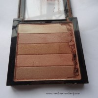 Revlon Highlighting Palette Bronze Glow Review, Swatches