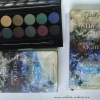 Sleek MakeUP i-Divine Arabian Nights Palette Review, Swatches & International Giveaway