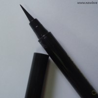 Maybelline The Colossal Liner Black Review,Swatches