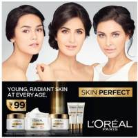 L'Oreal Paris Skin Perfect Range- Age 20+, Age 30+, Age 40+
