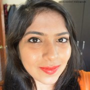 FOTD: Golden Eyes (Indian Ethnic Look), Indian Beauty Blog, Indian Makeup Blog