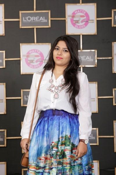 L'Oreal Paris Cannes Collection Glamorous Gloss,Marvellous Matte Look, Sonam Kapoor and Katrina Kaif