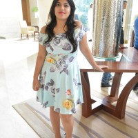 OOTD: Floral Pastel Blue Off Shoulder Dress