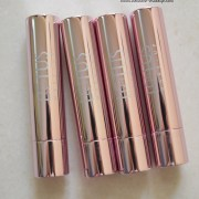 Lotus Herbals EcoStay Long Lasting Lip Colour Review, Swatches, Indian Makeup Blog