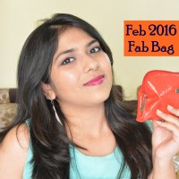 Feb 2016 'Love & Makeup' Fab Bag Unboxing