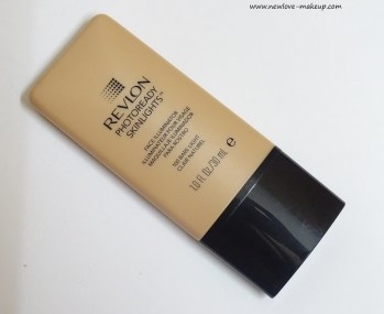 Revlon Photoready Skinlights Face Illuminator Review, Swatches, Indian Makeup Blog, Liquid Highlighters India
