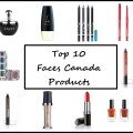 Top 10 Faces Cosmetics Products in India, Prices, Buy Online, Faces Canada, Indian Makeup Blog