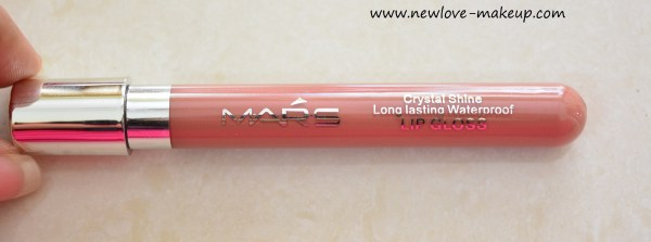Cheapest Matte Liquid Lipsticks Online India (Not Miss Claire/Incolor/Kiss Beauty), Mars Long Lasting Wateproof Lip Gloss