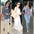 B-Town Ladies with the Best Airport Style, Indian Fashion Blog, Airport Fashion, Travel Fashion