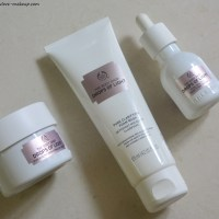 The Body Shop Drops of Light Range Review