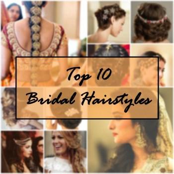 Top 10 Indian Bridal Hairstyles, Indian Bridal Blog, Wedding Blog, Indian Makeup and Beauty Blog