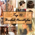 Top 10 Indian Bridal Hairstyles, Indian Bridal Blog, Wedding Blog, Indian Makeup and Beauty Blog