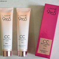 Lakme CC Color Transform Cream Beige, Bronze Review & Demo