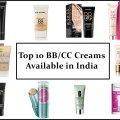 Top 10 BB/CC Creams in India, Prices, Buy Online, Indian Makeup and Beauty Blog