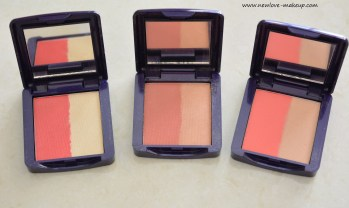 Oriflame The One Illuskin Blush Review, Swatches, Indian Makeup Blog, Oriflame India