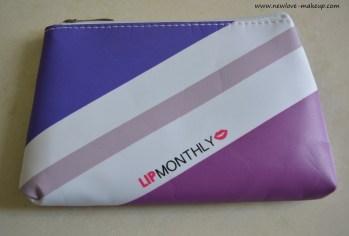 September 2016 Lip Monthly Bag Unboxing