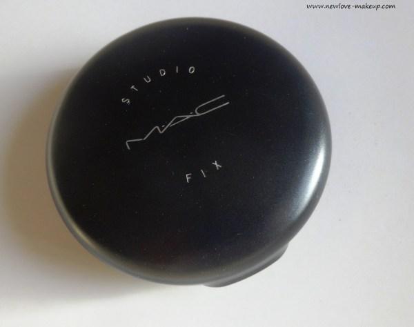 MAC Studio Fix Powder Plus Foundation NC 41 Review