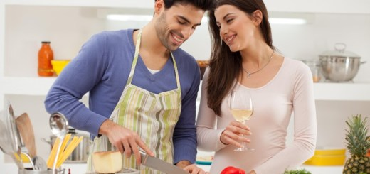 man cooking for a woman_New_Love_Times