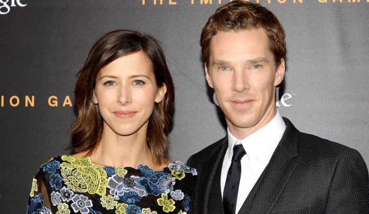 sophie hunter and benedict cumberbatch