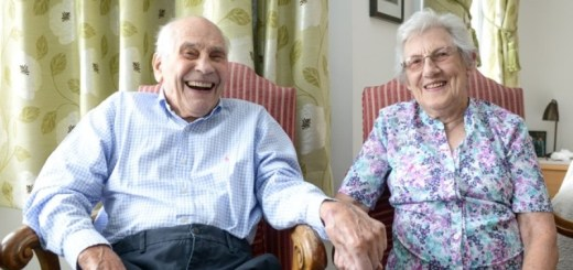 george kirby, 103, and doreen luckie, 91, are all set to tie and knot and become the oldest married couple in history