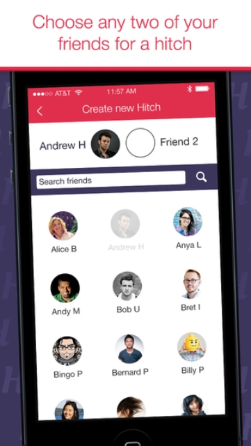 hitch dating app Get our tinder clone source code if you are looking to build a tinder like app for dating , matchmaking , shopping , jobs ,pet dating , real estate.