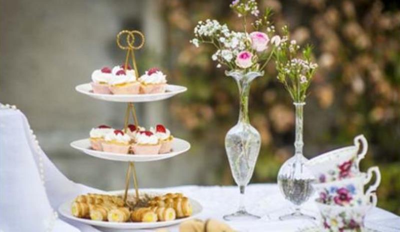15 unique bridal shower themes ideas new love times for Unique tea party ideas