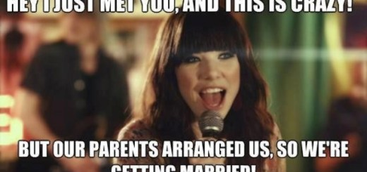 arranged marriage meme