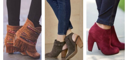suede ankle boots#0