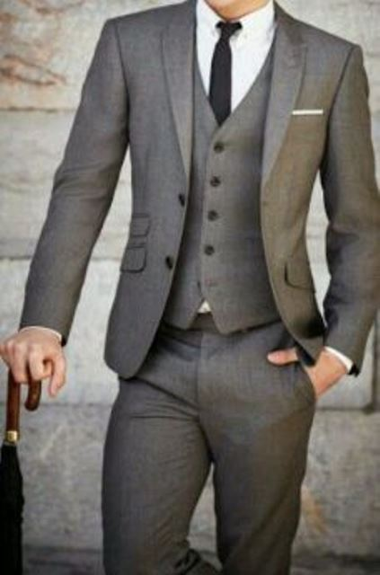 The Ultimate Men's Guide To Different Types Of Suits