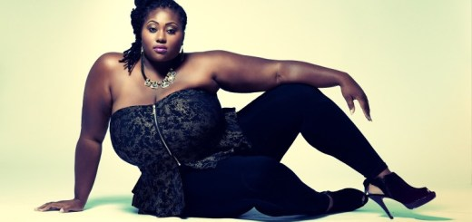 plus size model_New_Love_Times