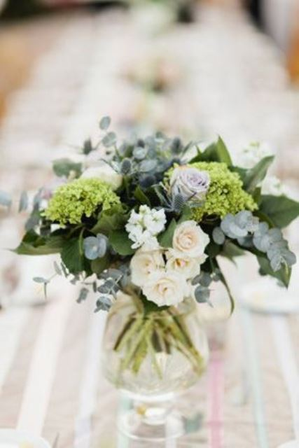 On trend wedding table centerpieces perfect for a
