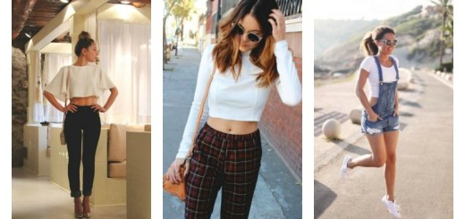 how to wear a crop top_New_Love_Times