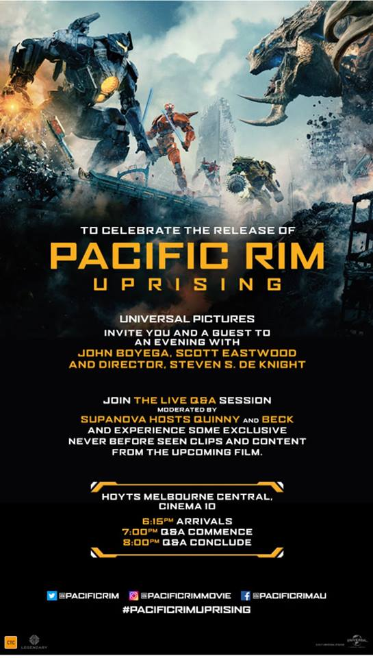 New melbourne browncoats inc special invitation to pacific rim size full wp image 3342 special invitation rsvp by 11pm tonight 262 stopboris Images