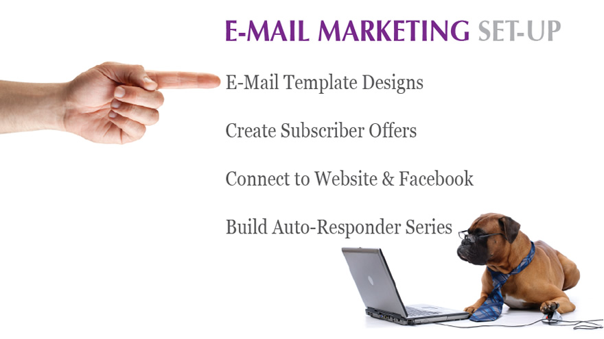 Email Marketing Set Up Services