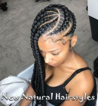 10 Lovely Braided Hairstyles for Black Women to Wear | New ...