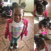 Braids with Beads for Little Girl | Natural Hairstyles