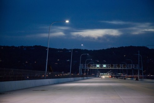 May 17, 2017 - The roadway lighting fixtures include removable LED boards, allowing maintenance teams to quickly and easily replace the illuminations.