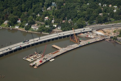 August 2014 - Rockland Temporary Trestle