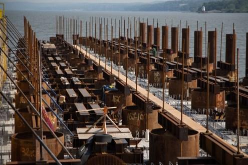 July 2014 - Pier 32 pile cap