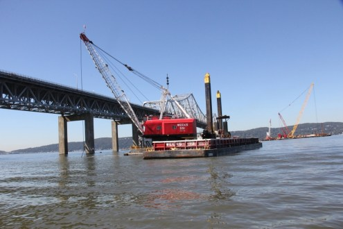 September 2013 - Dredging Operations