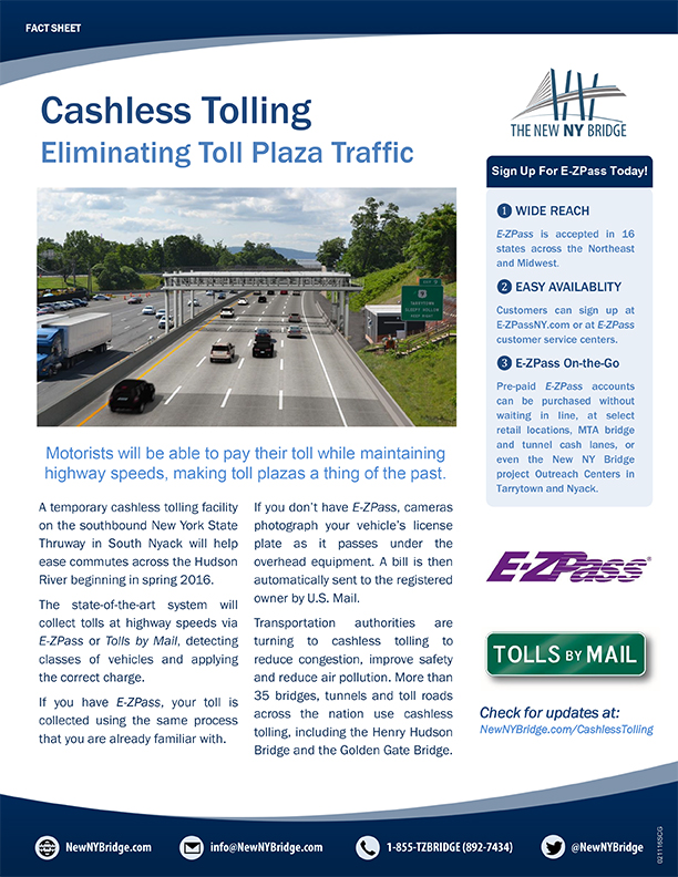 Cashless Tolling