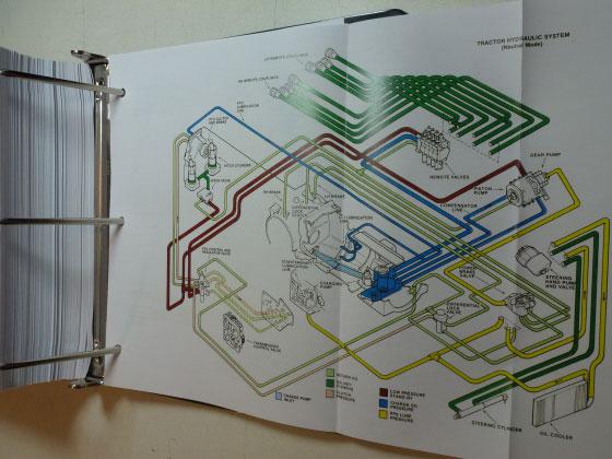 2390 case tractor wiring diagram