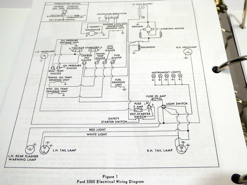 Ford 3400 Wiring Diagram Wiring Diagram